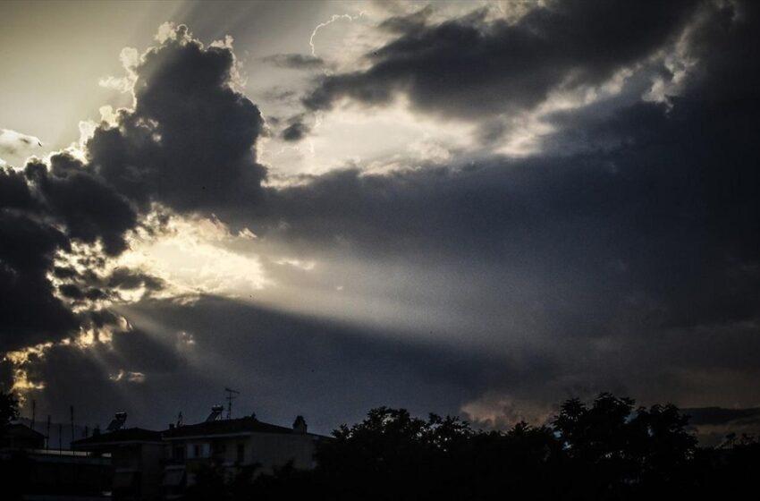 Χαλάει ο καιρός – Σε ποιες περιοχές θα εκδηλωθούν καταιγίδες