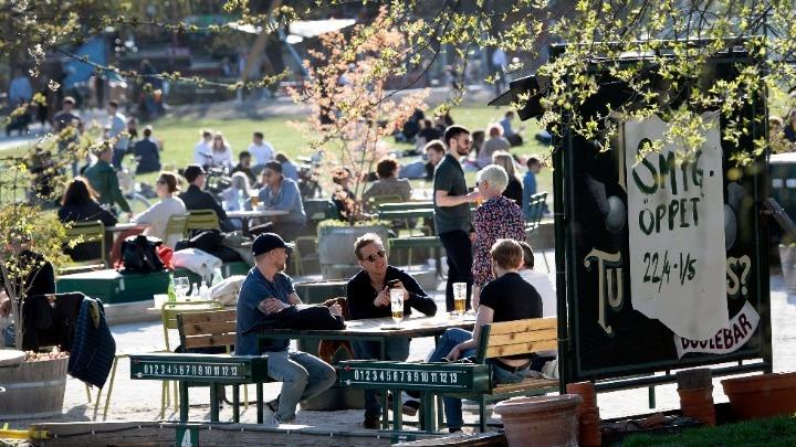 Ένας στους 5 κατοίκους της Στοκχόλμης ανέπτυξε αντισώματα ενάντια στον κοροναϊό
