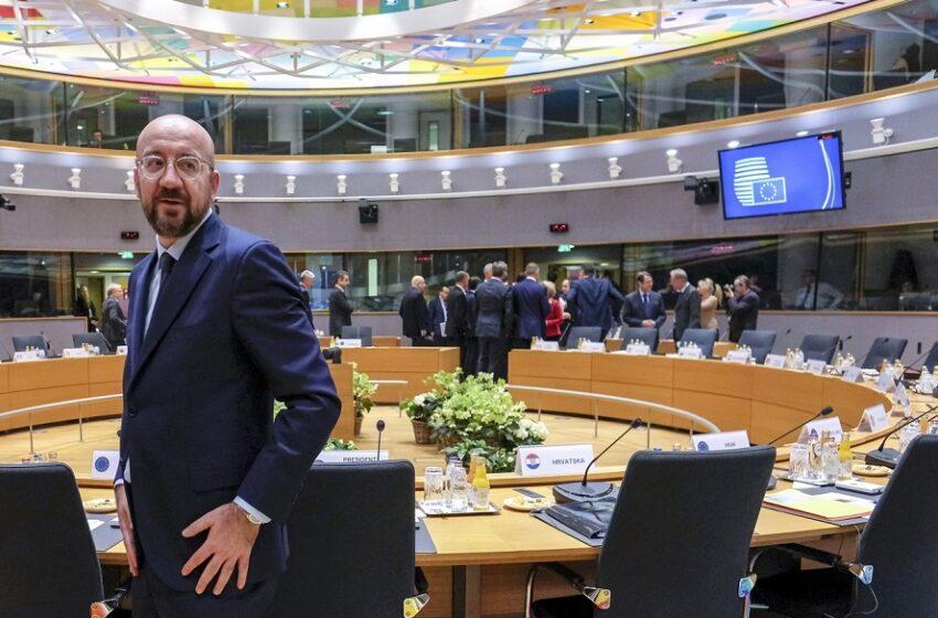 Ευρωπαϊκό Συμβούλιο: Ξεκίνησαν οι επαφές του Σαρλ Μισέλ- Συνάντηση με Μητσοτάκη
