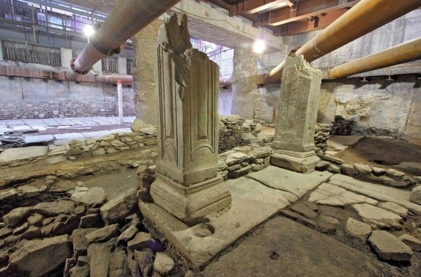 Στο ΣτΕ ο Σύλλογος Ελλήνων Αρχαιολόγων για τις αρχαιότητες στο μετρό Θεσσαλονίκης