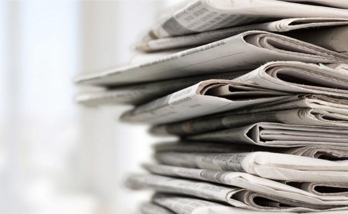 Συνεχίζεται η βουτιά στην κυκλοφορία του τύπου – Νέα πτώση κατά 13,7%