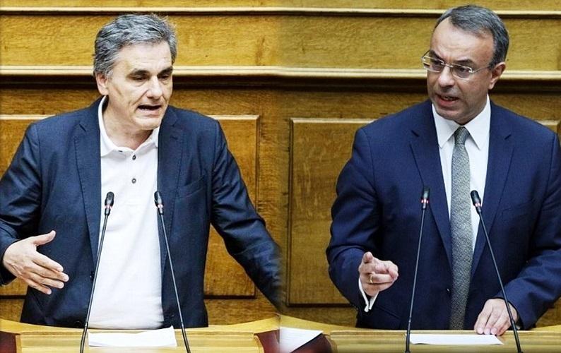 """Σταϊκούρας: """"Φιλόδοξη"""" η πρόταση – ΣΥΡΙΖΑ: Επιπόλαιοι οι πανηγυρισμοί"""
