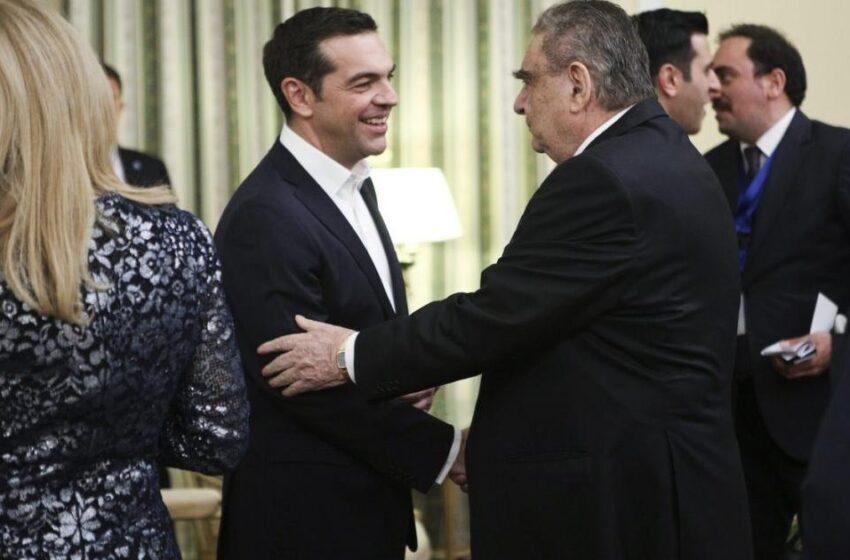 Εξώδικο για μία συνάντηση Βαρδινογιάννη-Τσίπρα που δεν έγινε ποτέ…