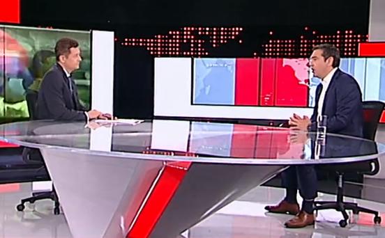 Αφοπλιστική ειλικρίνεια Τσίπρα: Και εμείς παίρναμε μπράβο για μέτρα που δεν θέλαμε