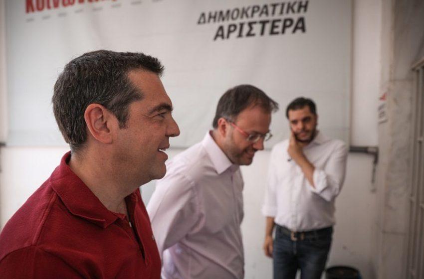 Η αβάσταχτη εσωστρέφεια του ΣΥΡΙΖΑ
