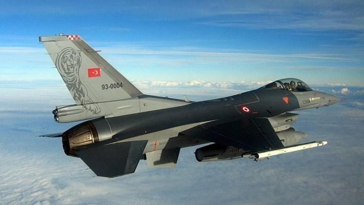 Νέες τουρκικές προκλήσεις με υπερπτήσεις από έξι μαχητικά στο Αιγαίο