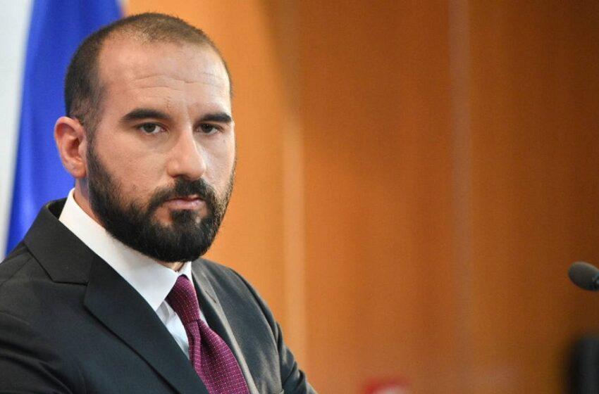 Τζανακόπουλος: Η ΝΔ με τη βεβαρημένη ιστορία της να προσέχει όταν μιλάει για παρακράτος