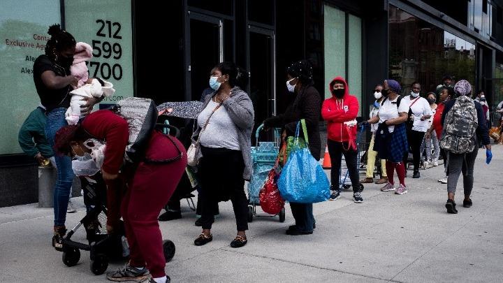 Θερίζει η ανεργία στις ΗΠΑ – 38,6 εκατομμύρια άνεργοι από τις 21 Μαρτίου