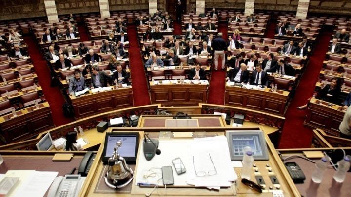 """""""Μάχη"""" στη Βουλή κυβέρνησης-αντιπολίτευσης για το περιβαλλοντικό νομοσχέδιο"""