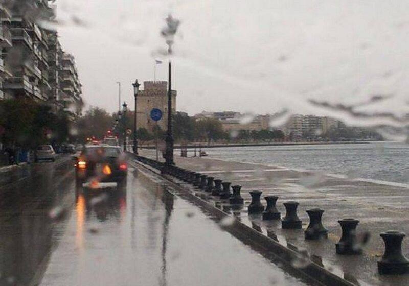 """""""Άνοιξαν οι ουρανοί"""" στη Θεσσαλονίκη"""