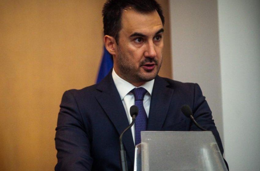 Αλ. Χαρίτσης: Η κυβέρνηση αδυνατεί να παρουσιάσει σχέδιο ουσιαστικής στήριξης της οικονομίας (vid)