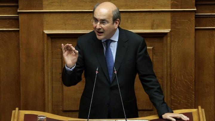 Σφοδρή επίθεση Χατζηδάκη σε ΣΥΡΙΖΑ με κατηγορίες για εμπάθεια, κομματικό μένος και δημαγωγία