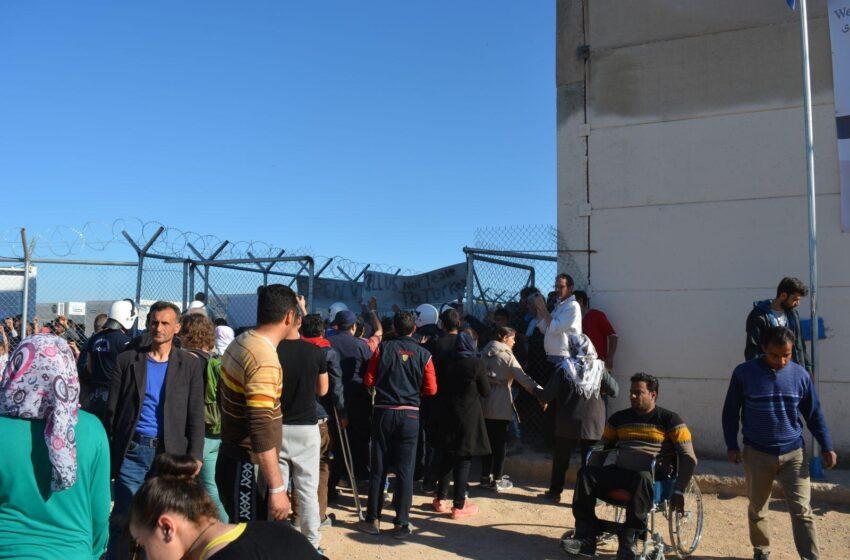 Καταγγελία Καμίνη: Διόρισαν ακροδεξιό ως διοικητή στην προσφυγική δομή στον Πύργο
