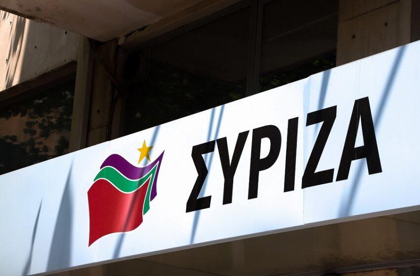 """ΣΥΡΙΖΑ για κυβερνητικές ανακοινώσεις: """" Προπαγάνδα αντί για ουσιαστικές παρεμβάσεις"""""""