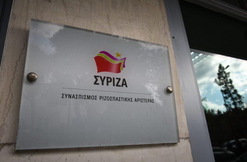 """ΣΥΡΙΖΑ: """"Ο κυβερνητικός εκπρόσωπος είπε πολλά, δεν είπε όμως τίποτα για την ταμπακιέρα"""""""