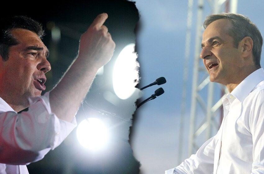 """""""Κοριοί"""", σκάνδαλα και πόλωση στα ύψη- Σκηνικό εκλογών με την οικονομία και τα ελληνοτουρκικά σε """"βέρτιγκο"""""""