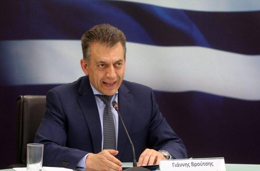 Γ. Βρούτσης: Αρχίζει από το πρωί της Δευτέρας η υποβολή αιτήσεων για το πρόγραμμα κοινωφελούς απασχόλησης 36.500 ανέργων