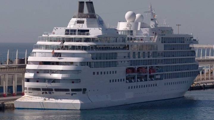 Η Ισπανία κρατά κλειστά τα λιμάνια της για τα κρουαζιερόπλοια, παρά τον άνοιγμα του τουριστικού τομέα