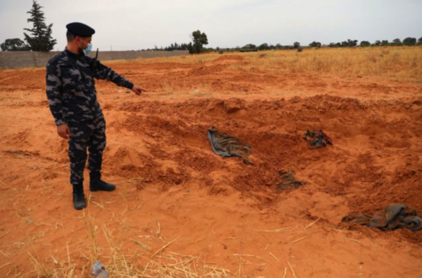 ΟΗΕ: Να γίνει ενδελεχής έρευνα για τους μαζικούς τάφους στη Λιβύη