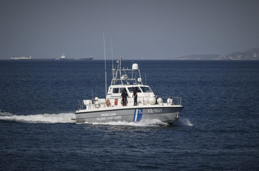 Εντοπίστηκε σκάφος με μετανάστες στην Κεφαλλονιά