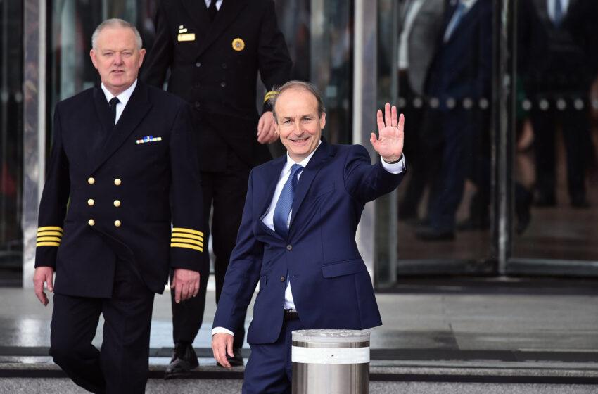 Νέος πρωθυπουργός της Ιρλανδίας, ο Μάικλ Μάρτιν