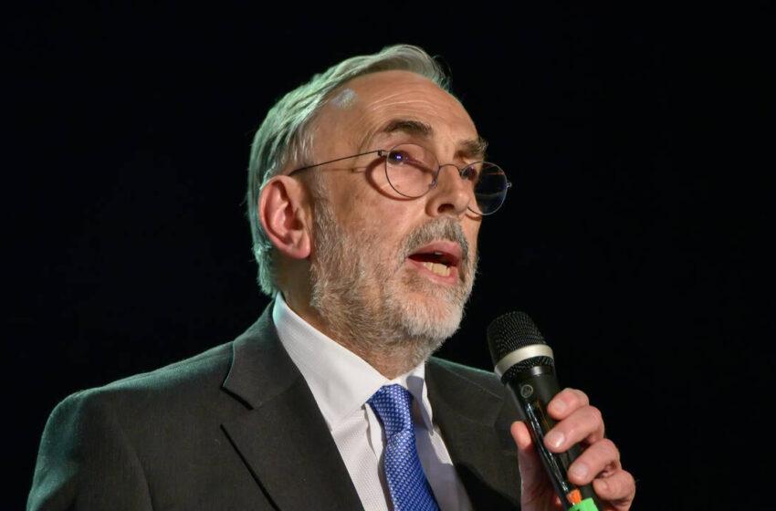 Ο Μιχ. Μασουράκης ο νέος αντιπρόσωπος της Ελλάδας στο ΔΝΤ