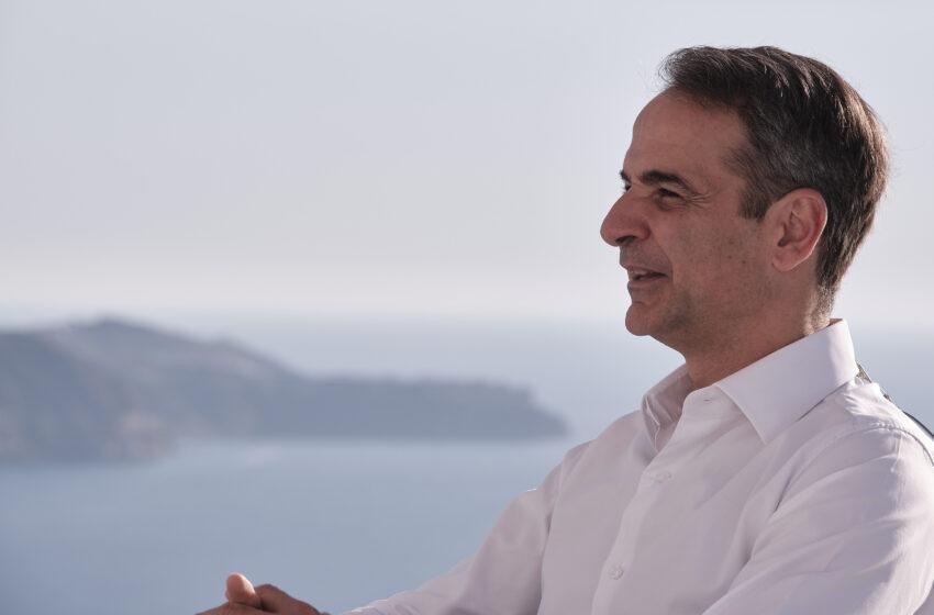 Κ. Μητσοτάκης: Έχουμε ένα καλά μελετημένο σχέδιο για το άνοιγμα της χώρας