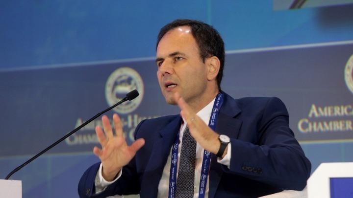 Αλ. Πατέλης: Η Ελλάδα δεν θα έχει τη μεγαλύτερη ύφεση στην ευρωζώνη