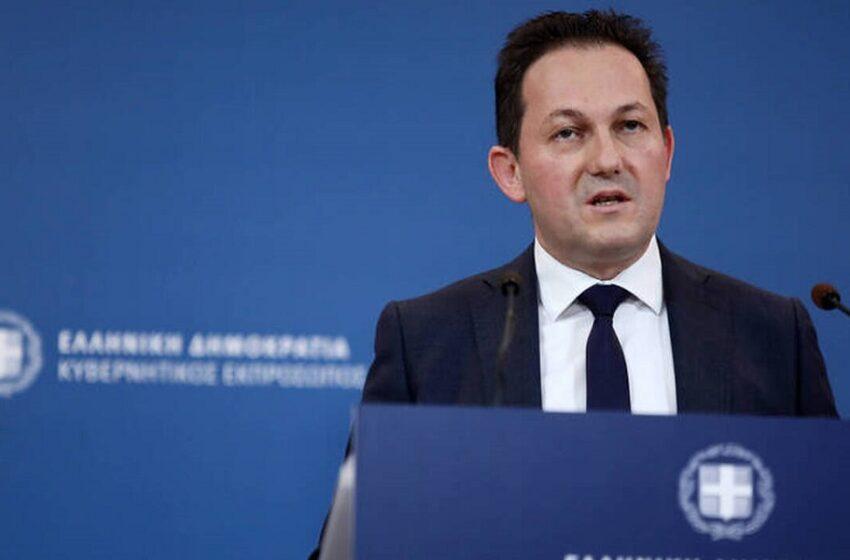 Πέτσας: Ιστορικής σημασίας εξέλιξη η υπογραφή συμφωνίας για την ΑΟΖ με την Ιταλία