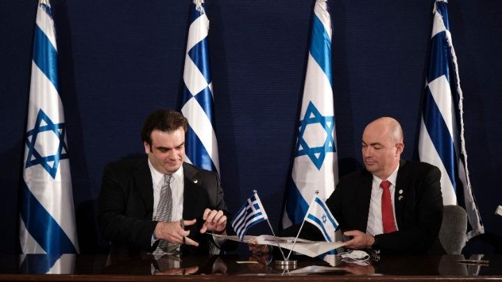 Κοινή διακήρυξη Ελλάδας-Ισραήλ για συνεργασία στον τομέα της κυβερνοασφάλειας