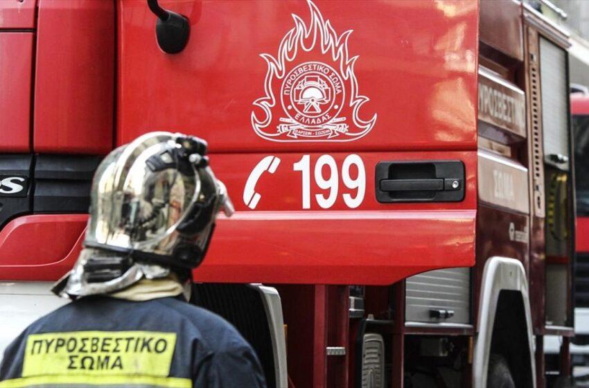 Αυξημένος κίνδυνος πυρκαγιών για αύριο Δευτέρα