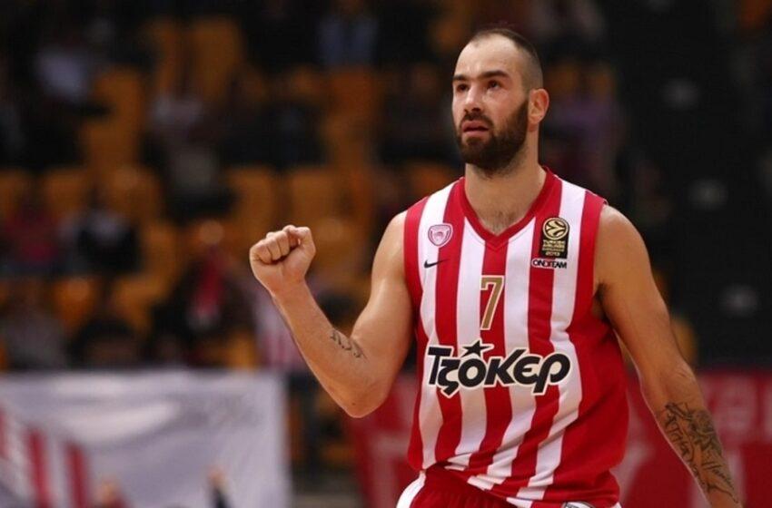 Σύλλογος Παικτών Euroleague για Σπανούλη: «Θα λείψεις από το μπάσκετ»