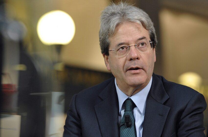"""Ταμείο Ανάκαμψης: Συμφωνία τον Ιούλιο """"βλέπει"""" ο Πάολο Τζεντιλόνι"""