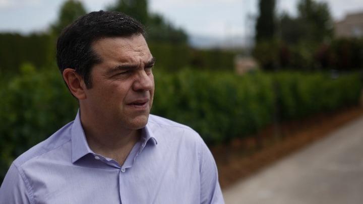 Σε προληπτική καραντίνα ο Τσίπρας- Θετικός ο γιός του- Η ανάρτησή του στο Facebook