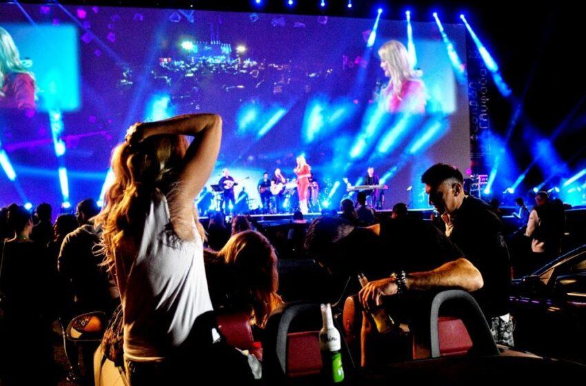 """Είναι τα drive-in η λύση για τις συναυλίες;- Οι """"απείθαρχοι"""" στην Θεοδωρίδου προβληματίζουν τις αρχές…"""