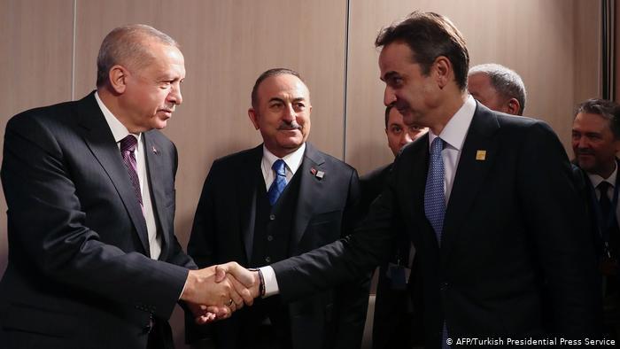 Spiegel: Μητσοτάκης και Ερντογάν μιλούν ξανά…