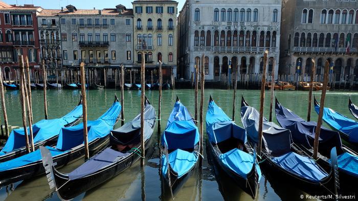 Η άδεια Βενετία αναζητεί νέο μοντέλο τουρισμού μετά τον Covid 19