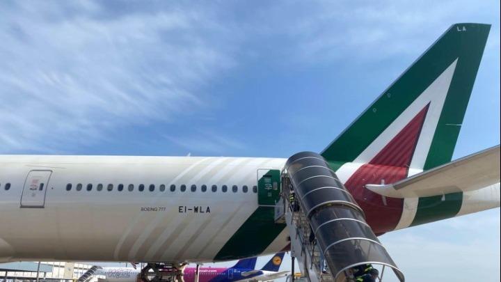 """""""Επιστρέφει"""" η Alitalia – Πότε αρχίζει τις πτήσεις από Ρώμη προς Αθήνα"""