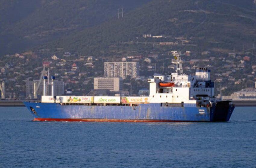 Αυτό είναι το πλοίο με όπλα προς τη Λιβύη συνοδεία τουρκικών πολεμικών – Πολύ κοντά ελληνική φρεγάτα