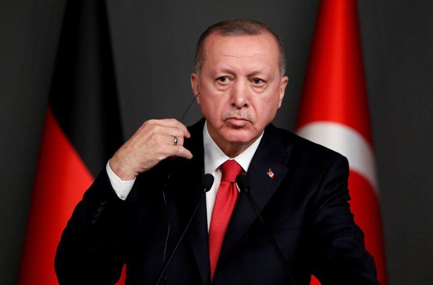 Deutsche Welle: Ερντογάν κατά πάντων