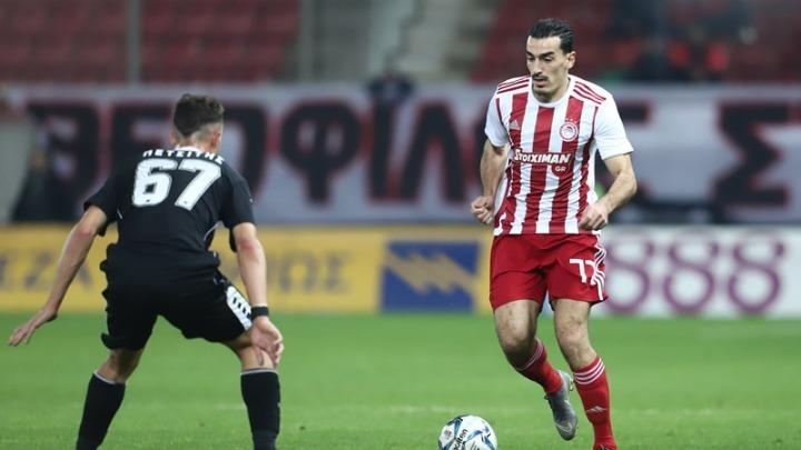Τραυματίστηκε ο Χριστοδουλόπουλος