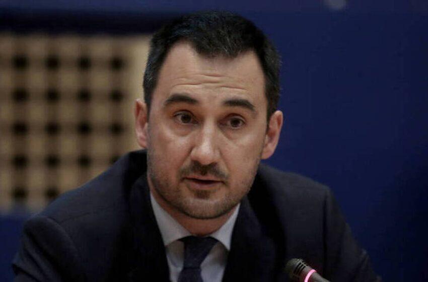 Χαρίτσης: Κατέρρευσαν όλα τα προσχήματα και οι δικαιολογίες – Να παραιτηθεί ο κυβερνητικός εκπρόσωπος
