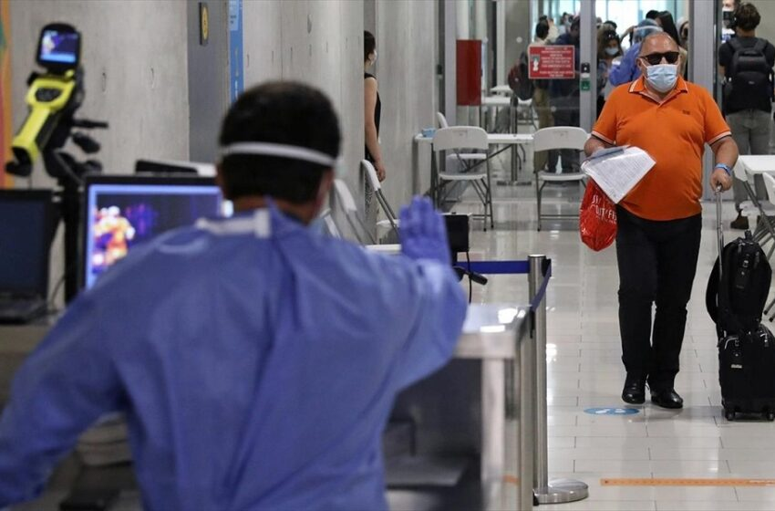 Απελευθέρωση πτήσεων: Κλιμάκια ελέγχων με στελέχη των ενόπλων δυνάμεων – Επίσκεψη Χαρδαλιά στα 18 αεροδρόμια