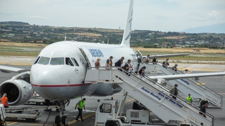 Προβλήματα στην Κρήτη: Κλειστό έως τις 16.30 το αεροδρόμιο Ηρακλείου λόγω κακοκαιρίας