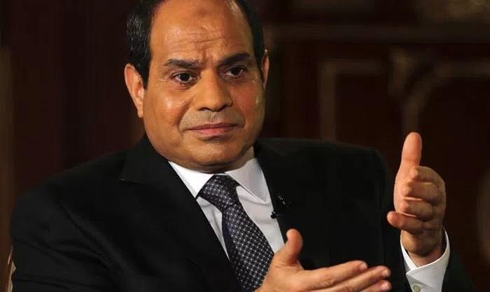 Συναντήθηκε μετά από τέσσερα χρόνια ο Αιγύπτιος πρόεδρος με τον εμίρη του Κατάρ