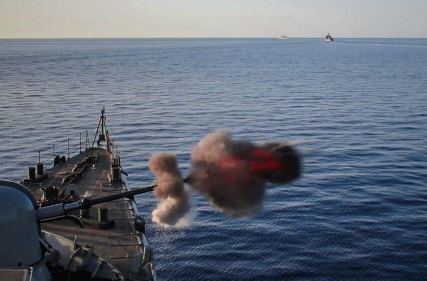 Ένοπλες Δυνάμεις: Άσκηση με πραγματικά πυρά στη θαλάσσια περιοχή που εγείρει αξιώσεις η Άγκυρα