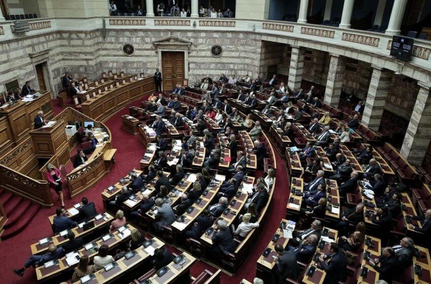 Με τις ψήφους της ΝΔ πέρασε το νομοσχέδιο για την Παιδεία – Όλες οι αλλαγές