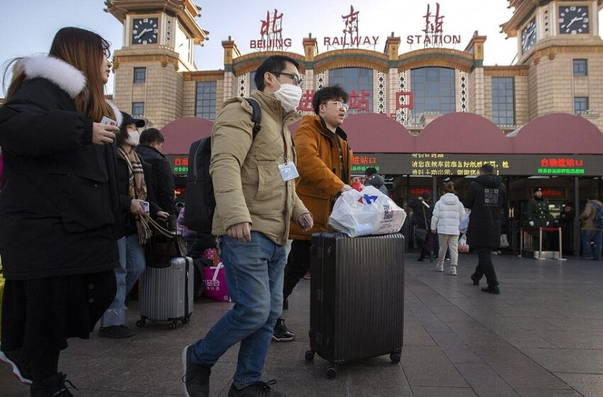 Κοροναϊός: Πρώτο κρούσμα εδώ και σχεδόν δύο μήνες στο Πεκίνο