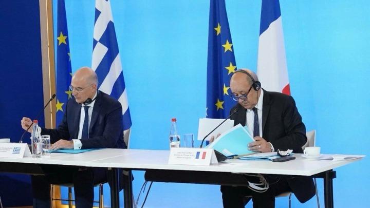 Δένδιας: Η Ελλάδα δεν θα ανεχθεί επ' ουδενί παραβίαση κυριαρχικών δικαιωμάτων