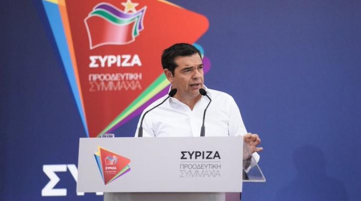 """Σκληρή επίθεση Τσίπρα σε Μητσοτάκη: """"Χάρτινο τσίρκο"""" η κυβέρνηση""""-Προειδοποίηση στο εσωτερικό: """"Αναγκαίο το άνοιγμα του ΣΥΡΙΖΑ"""""""